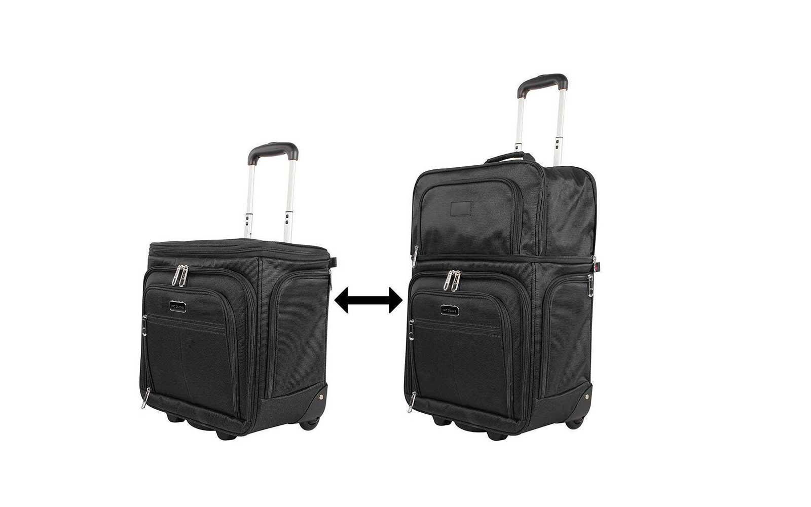 Ciao Convertible Expandable Underseat Luggage