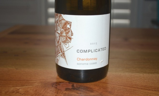 Complicated Chardonnay Sonoma Coast