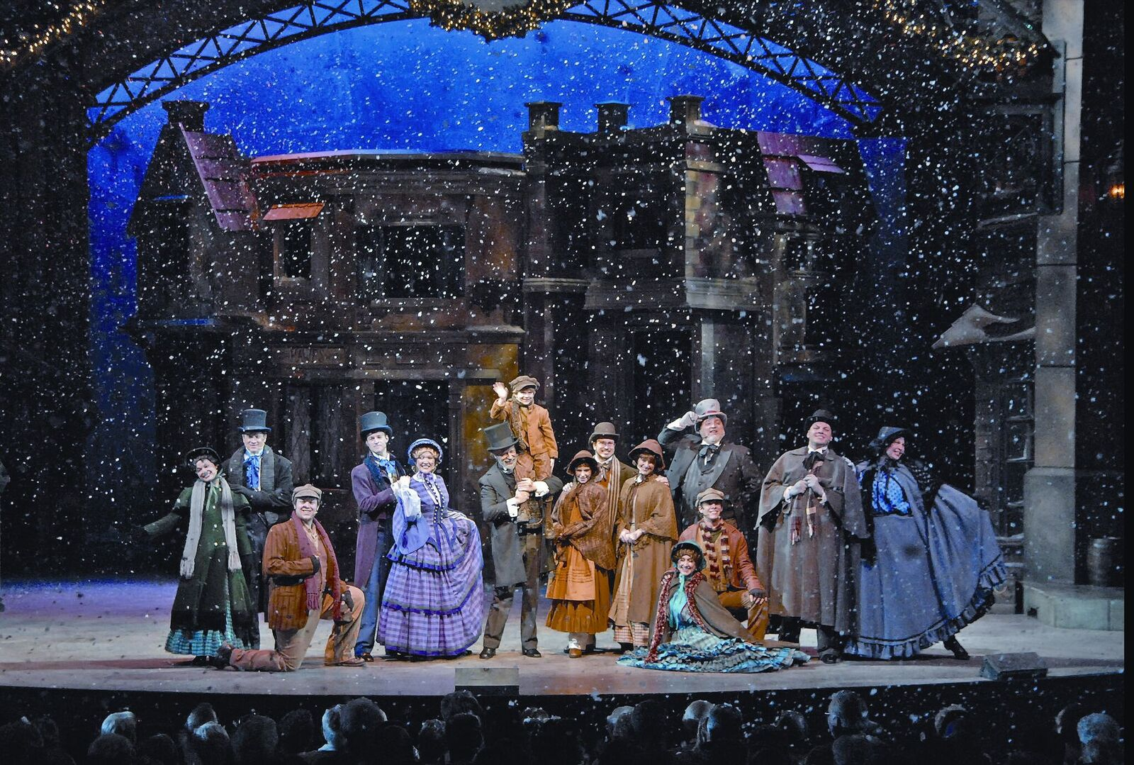 Watch classic Christmas stories come to life at the holiday musicals.