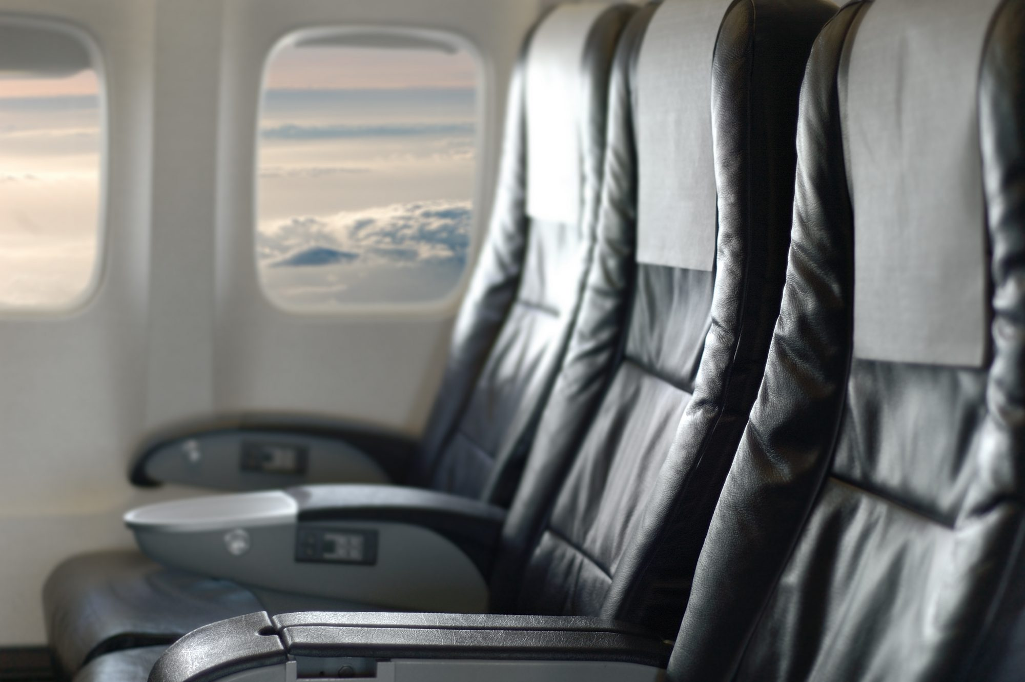 5 of the Filthiest Places to Avoid on Airplanes