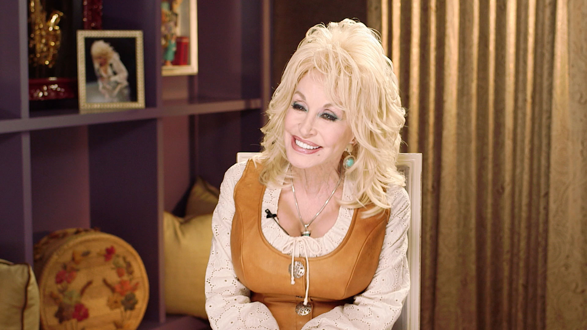 Dolly Parton Interview Still