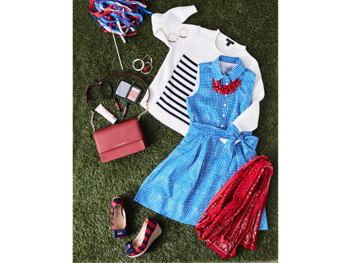 Blithe Dress Ole Miss Two