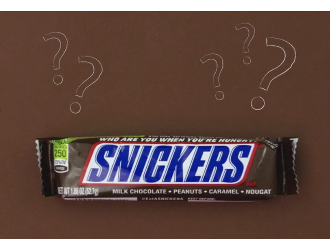 Snickers New Flavors