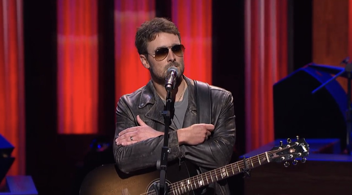 Eric Church Grand Ole Opry