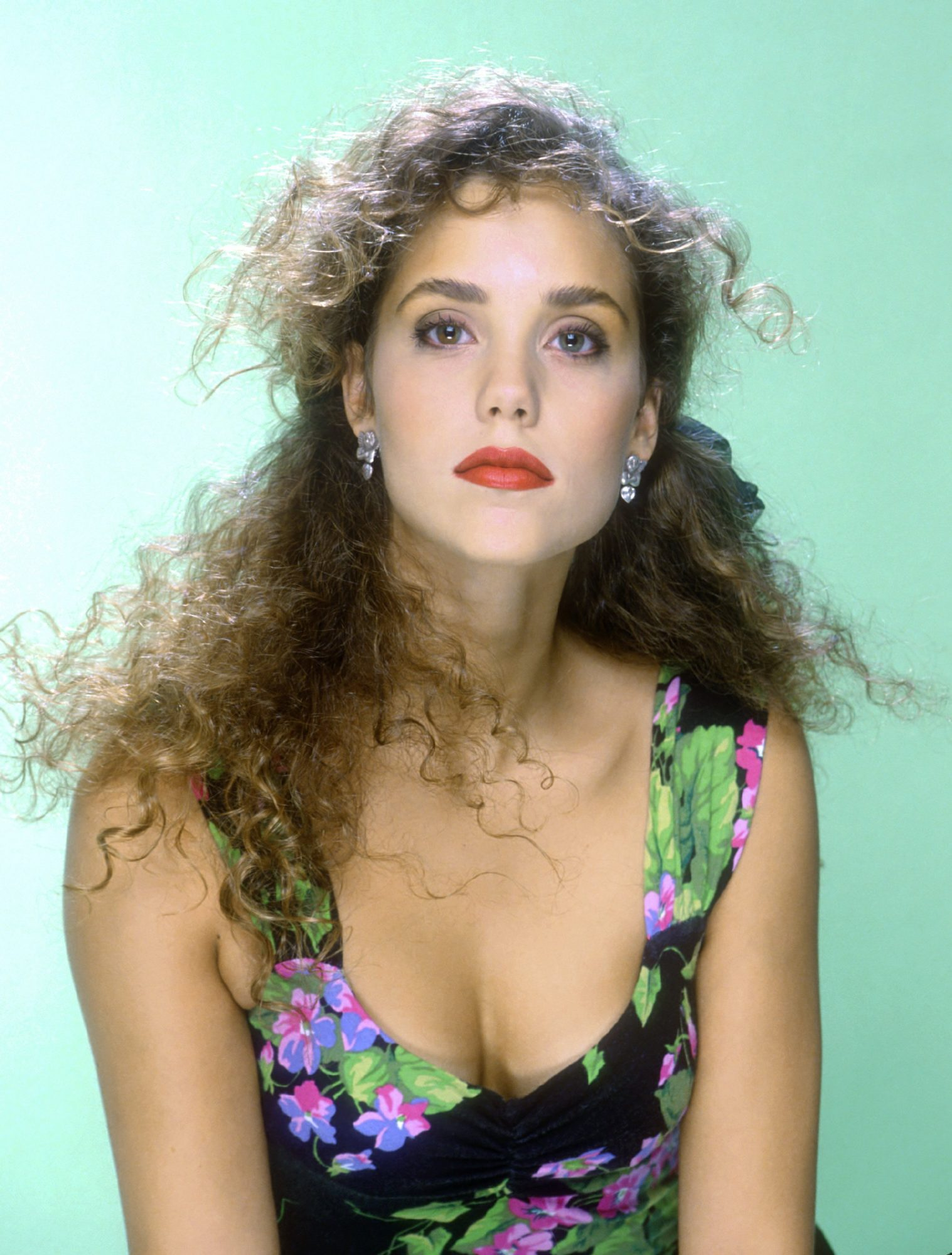 Elizabeth Berkeley in 'Saved by the Bell'