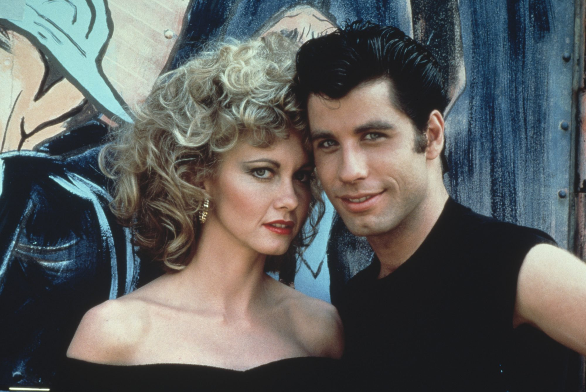Olivia Newton John in 'Grease'