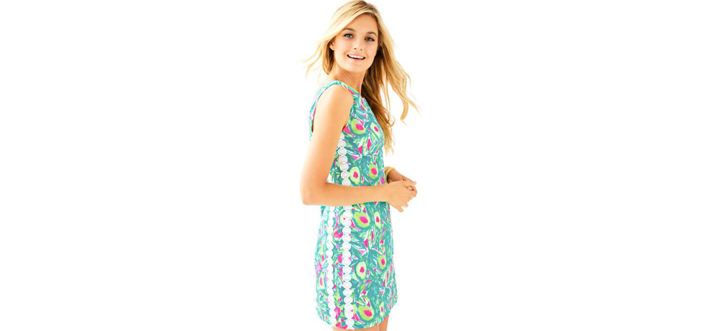 Lilly Pulitzer Found a Way to Turn Avocados Into Fashion