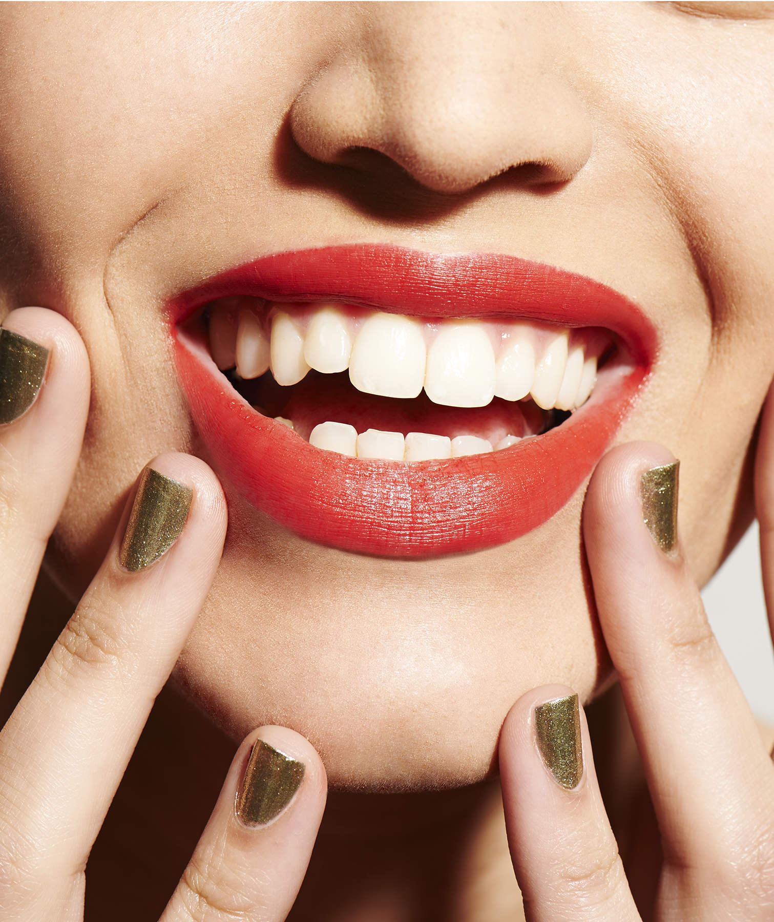 The Simple Trick to Making Your Lipstick Pop