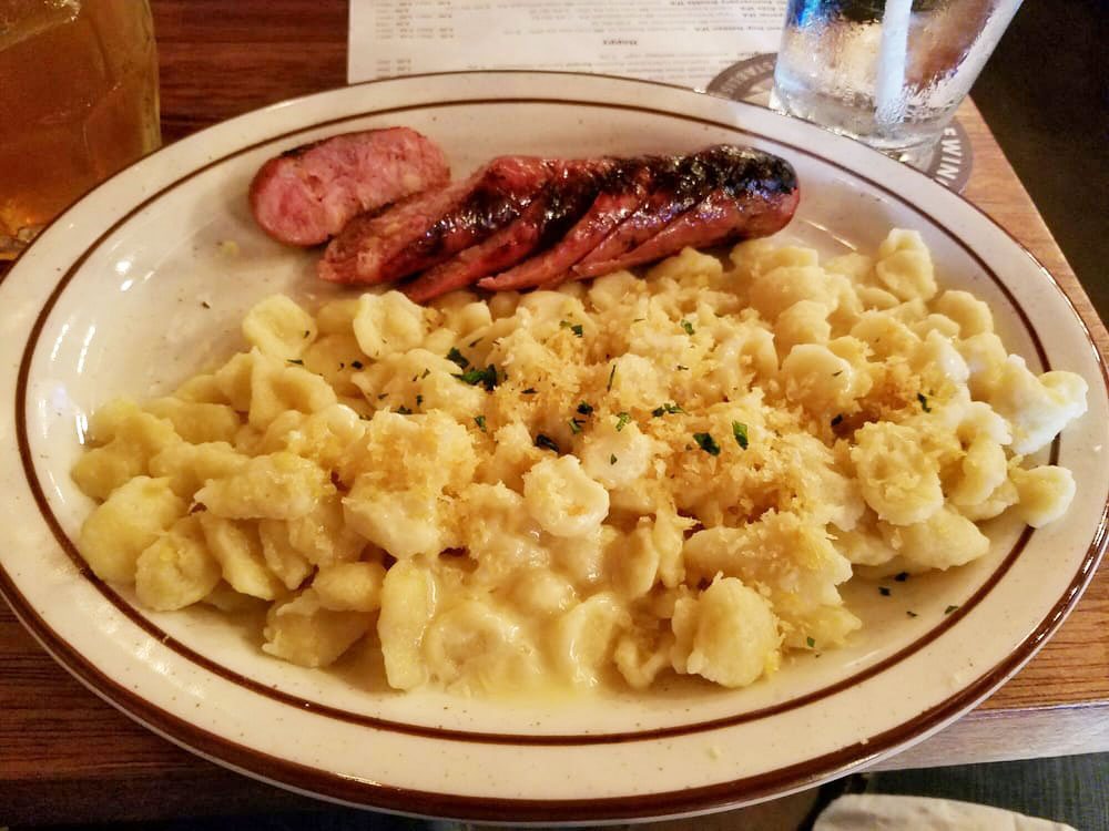 The best mac n cheese in every state southern living north dakota wrst bier hall freerunsca Image collections