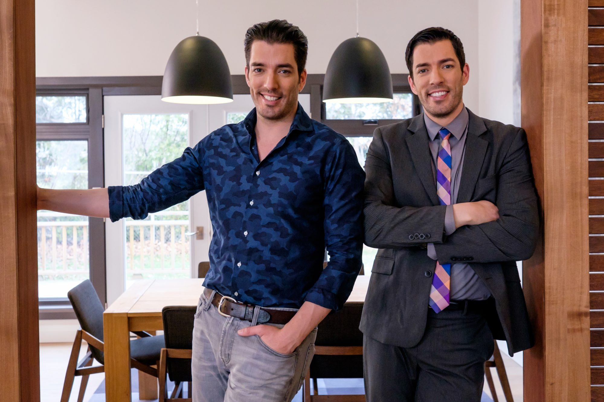 The property brothers new furniture line has something Drew jonathan property brothers