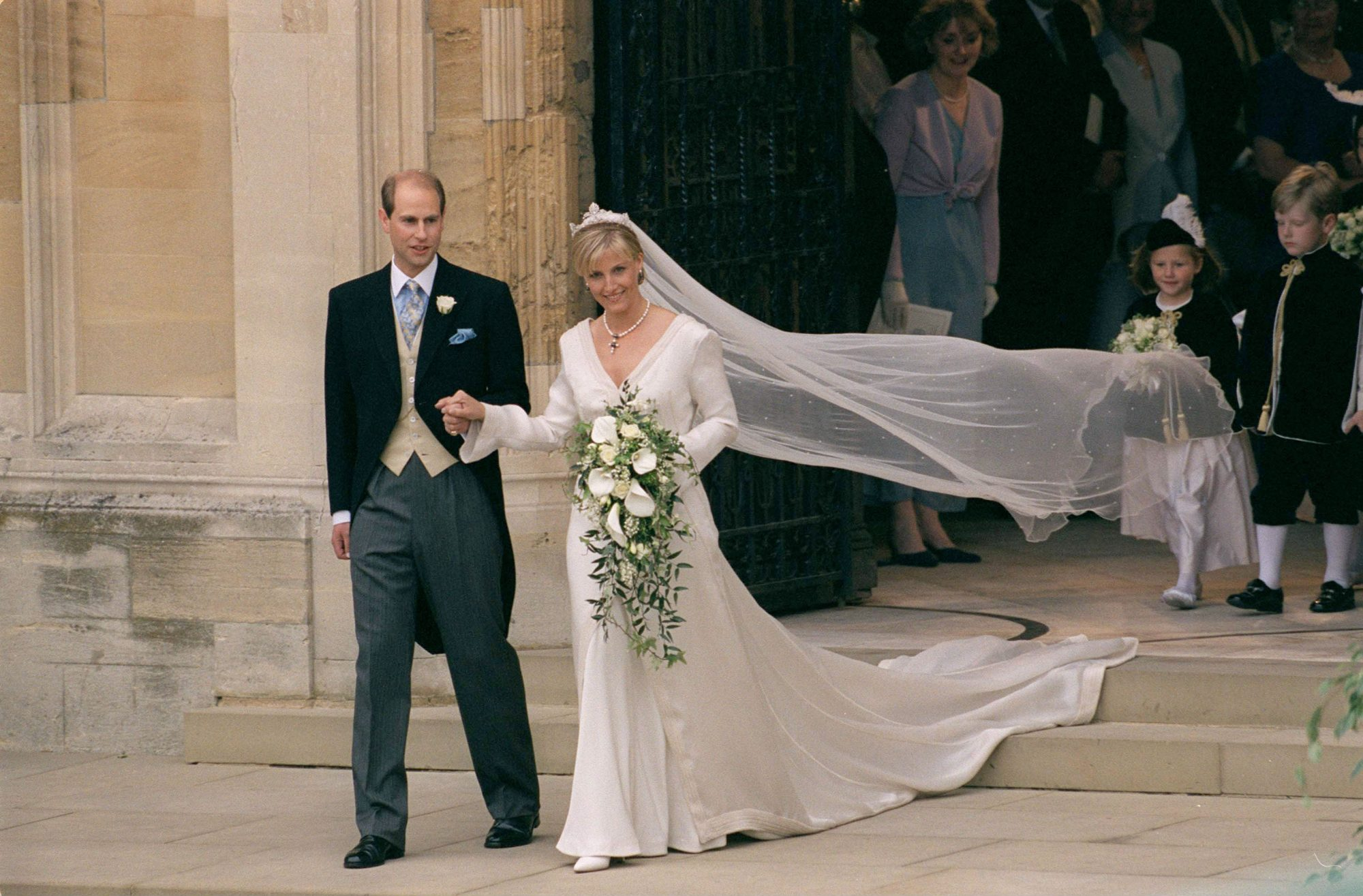 Wedding Bouquet: Sophie, Countess of Wessex