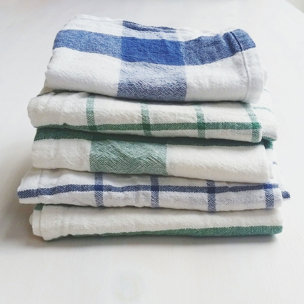 Stack of Dish Towels