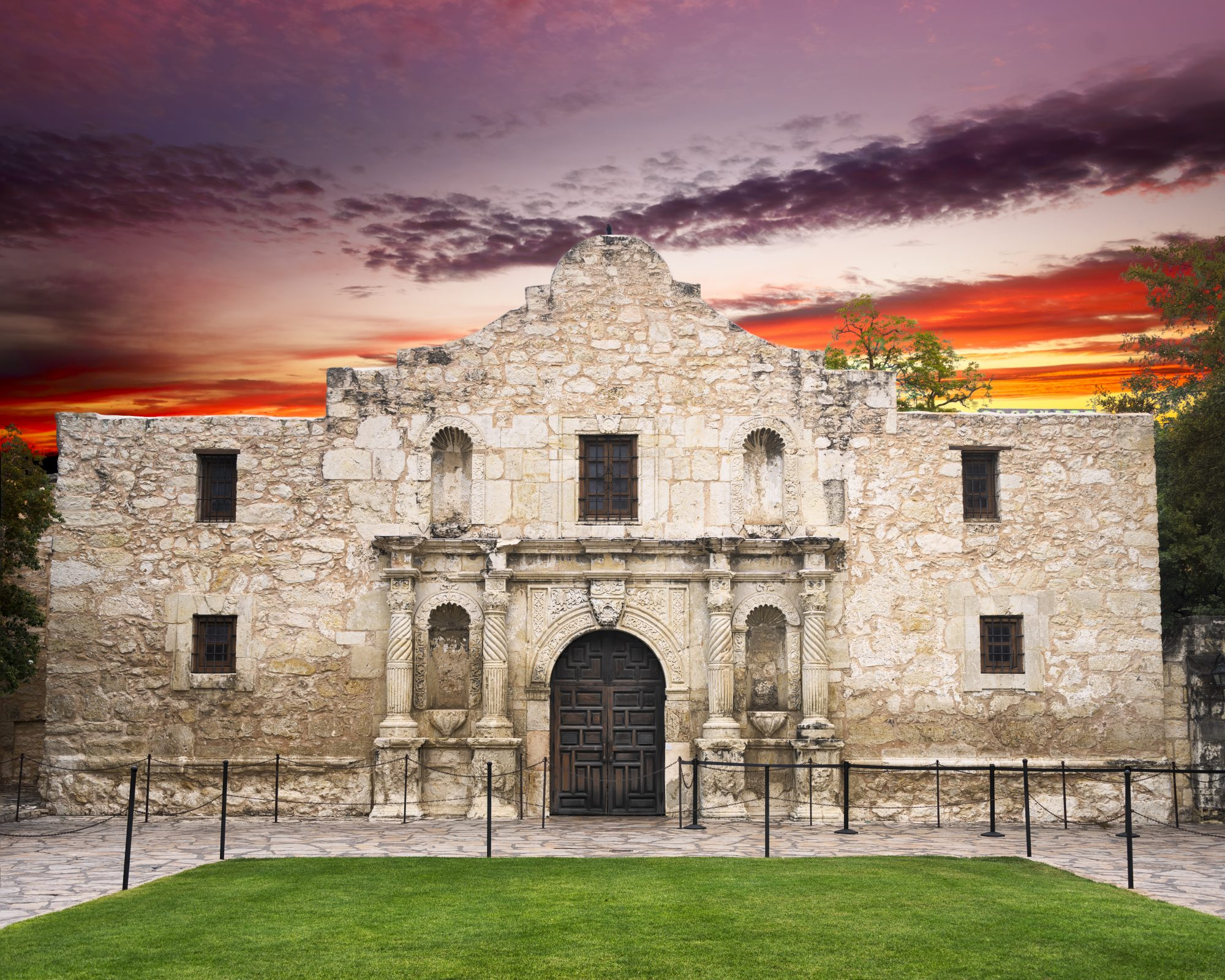 San Antonio, Texas- Alamo City