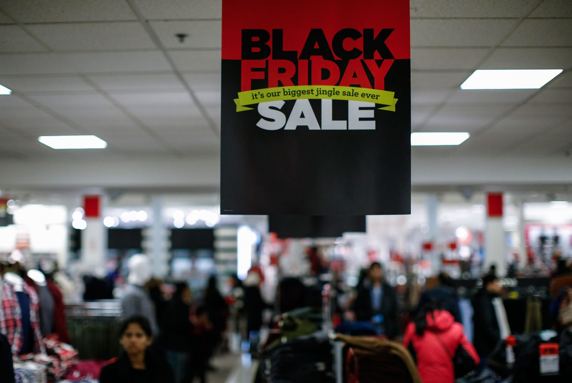 Black Friday Sale at JCPenney