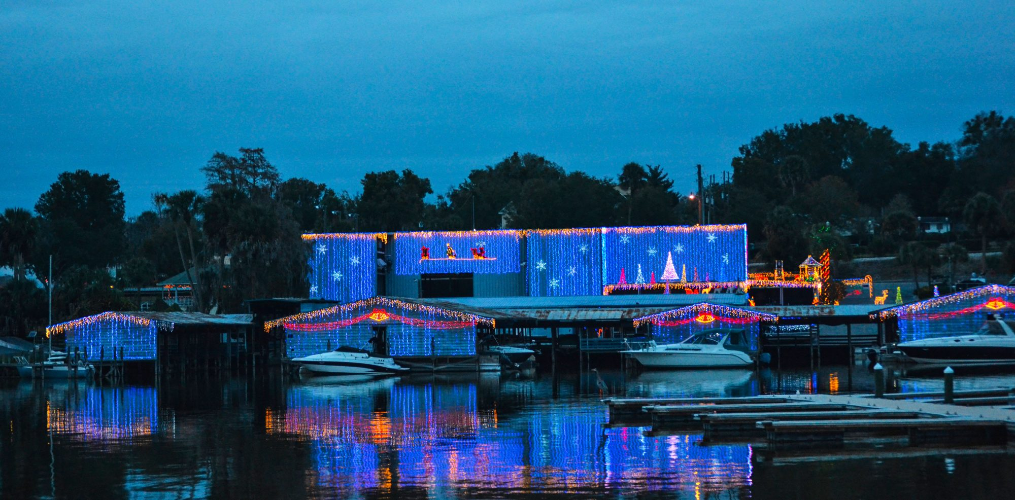 Mount Dora at Christmas