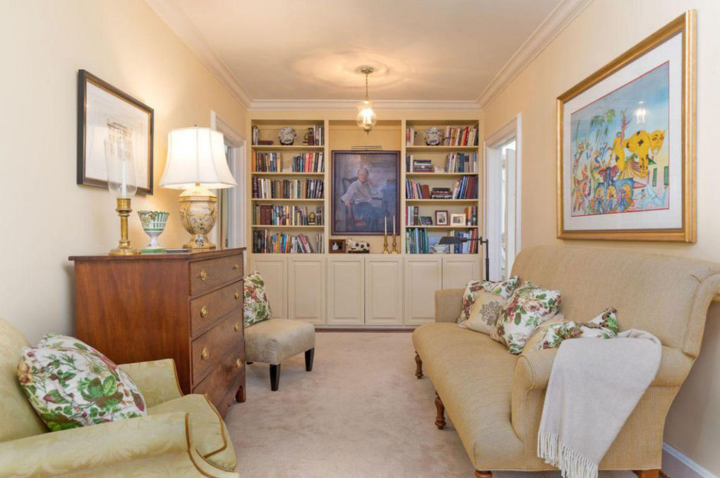 Colonial Brick Home Charleston Gathering Room