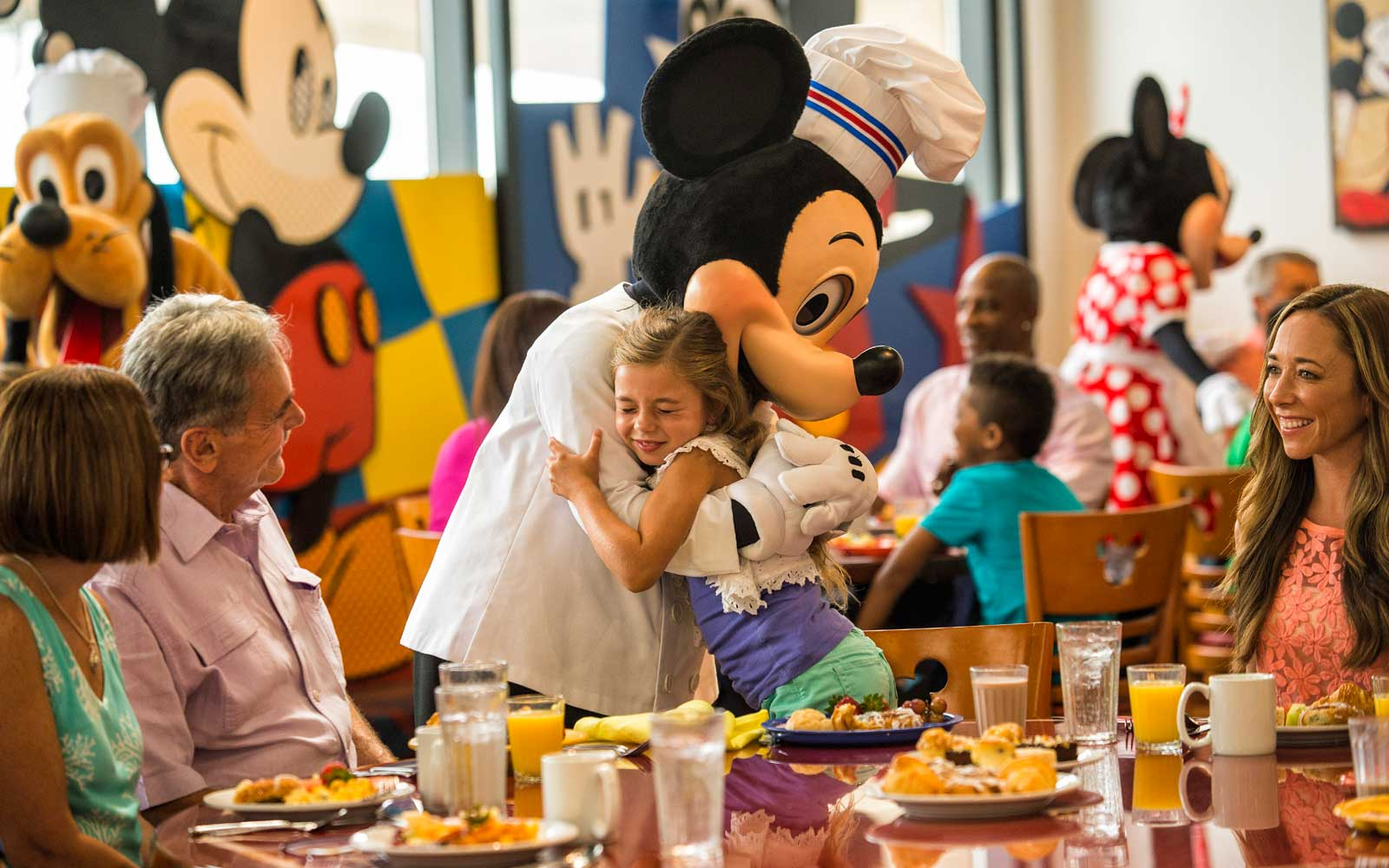 Chef Mickey's Thanksgiving