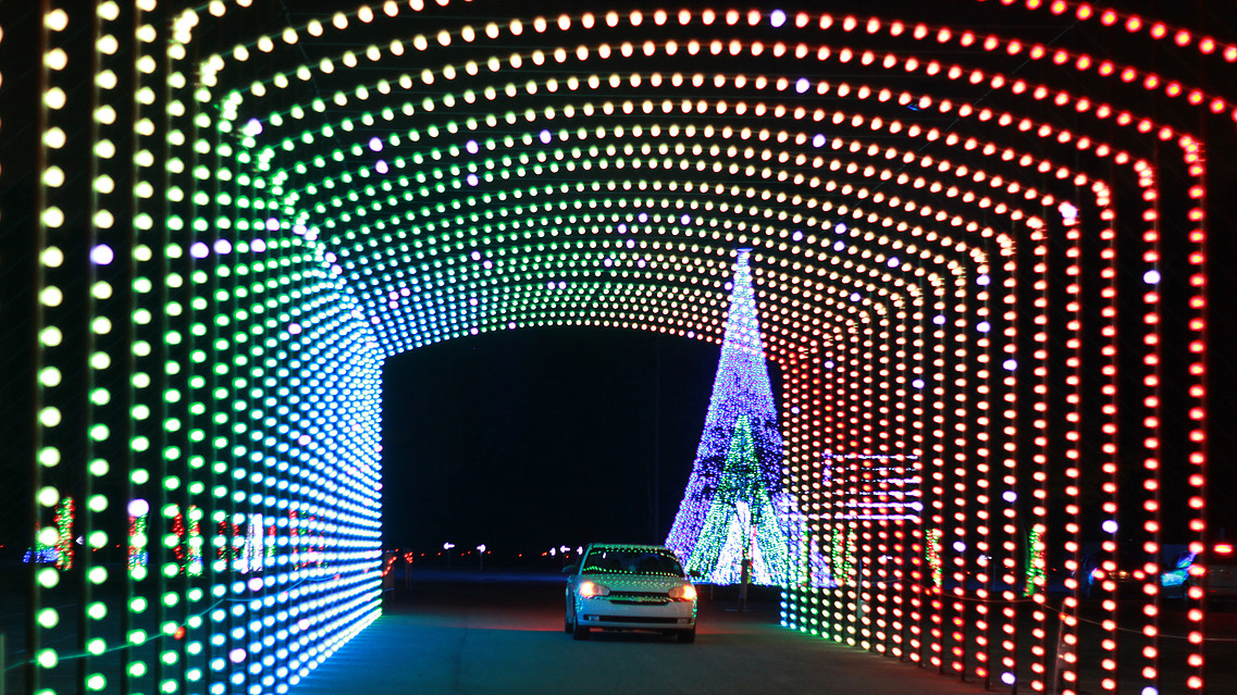 Christmas Nights of Lights Mobile AL