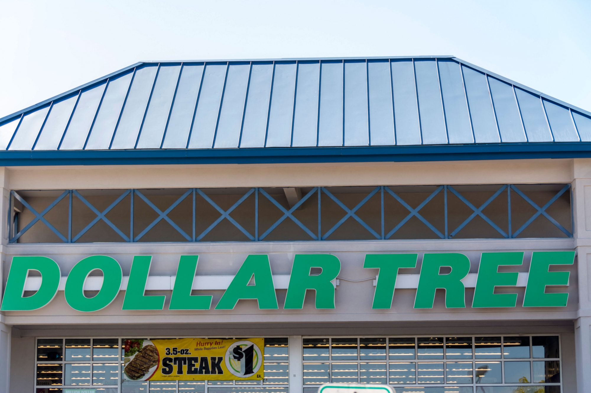 Here's What You're Missing Out On If You're Not Grocery Shopping at the Dollar Store