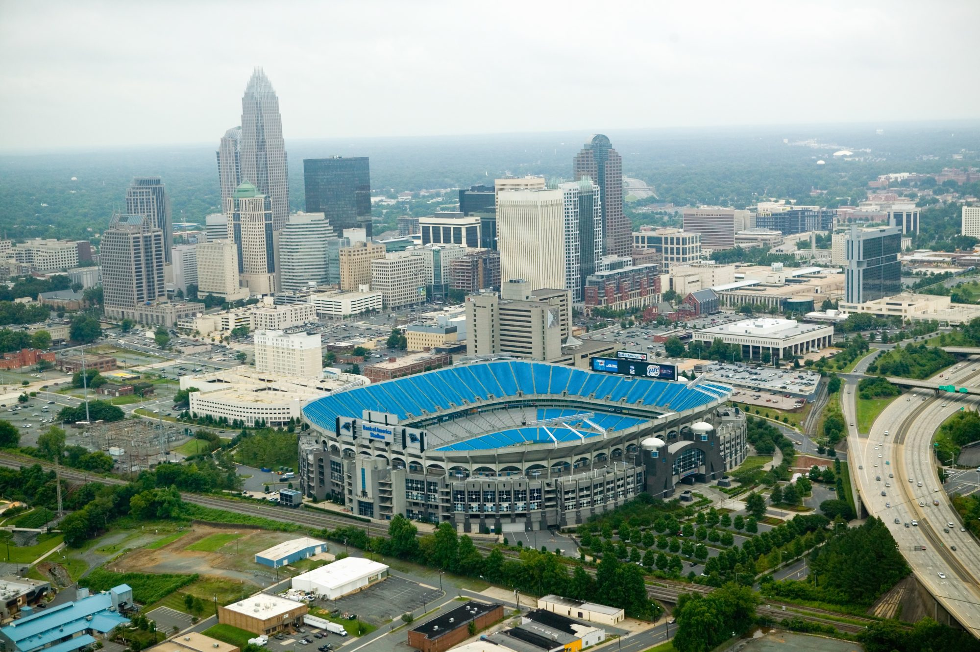 Charlotte, North Carolina- Queen City