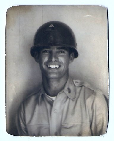 Handsome Grandpa Veteran
