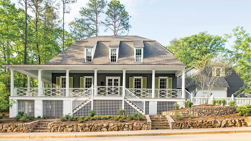Southern Living Idea House Plans Nashville