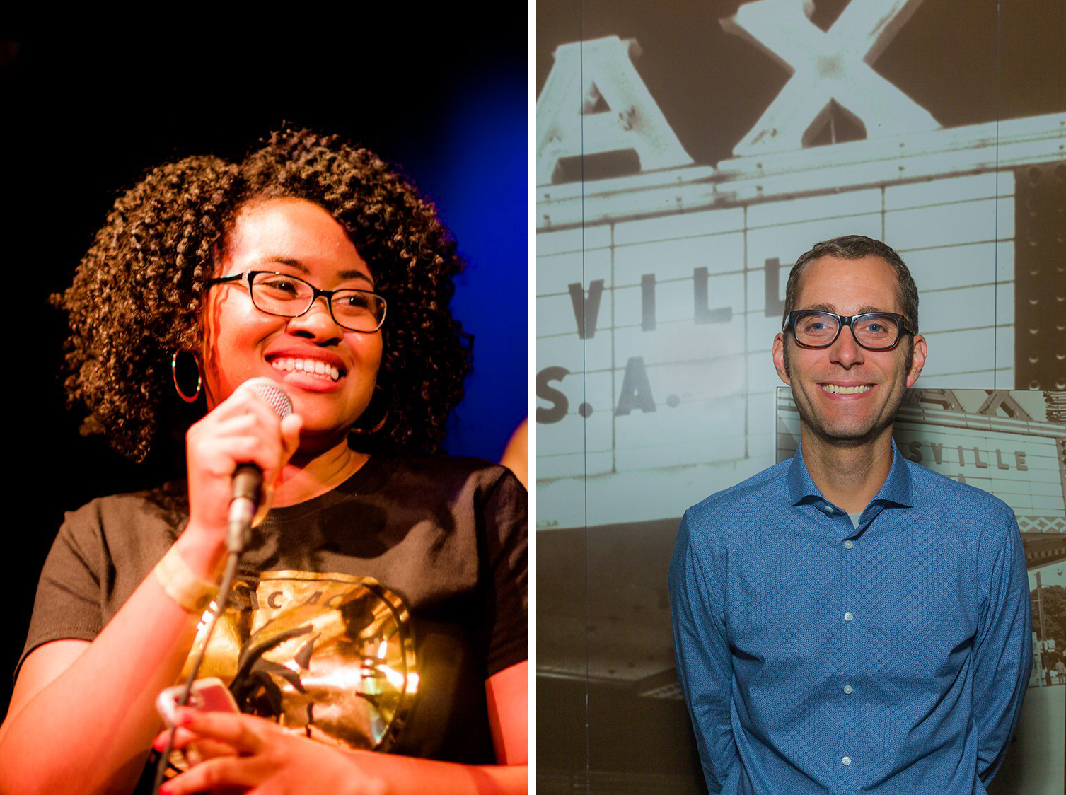 Adrianna Christmas and Jeff Kollath for Southerners of the Year