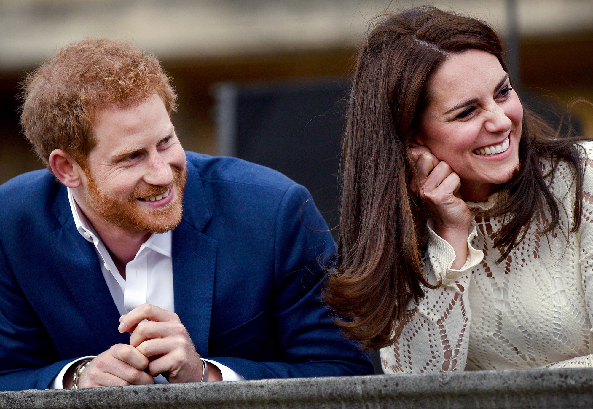 Best In-Laws Ever? Proof That Kate Middleton and Prince Harry Have Always Been Secret Besties