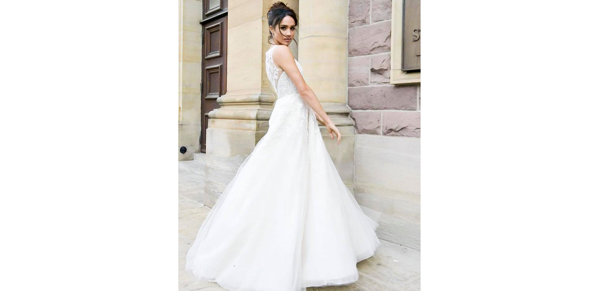 Meghan markle wedding dress style will she wear anne barge bridal meghan markle junglespirit Image collections