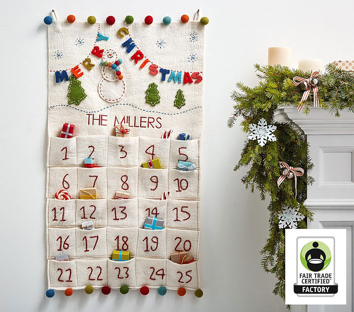 Merry & Bright Advent Calendar