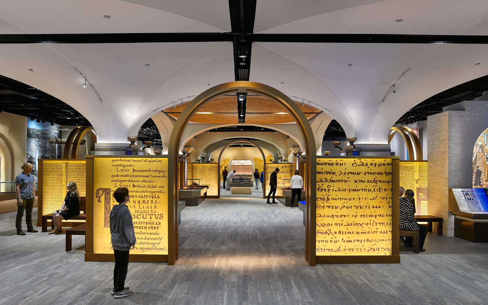 The Museum of the Bible Is Opening This Weekend. Here's What to Expect