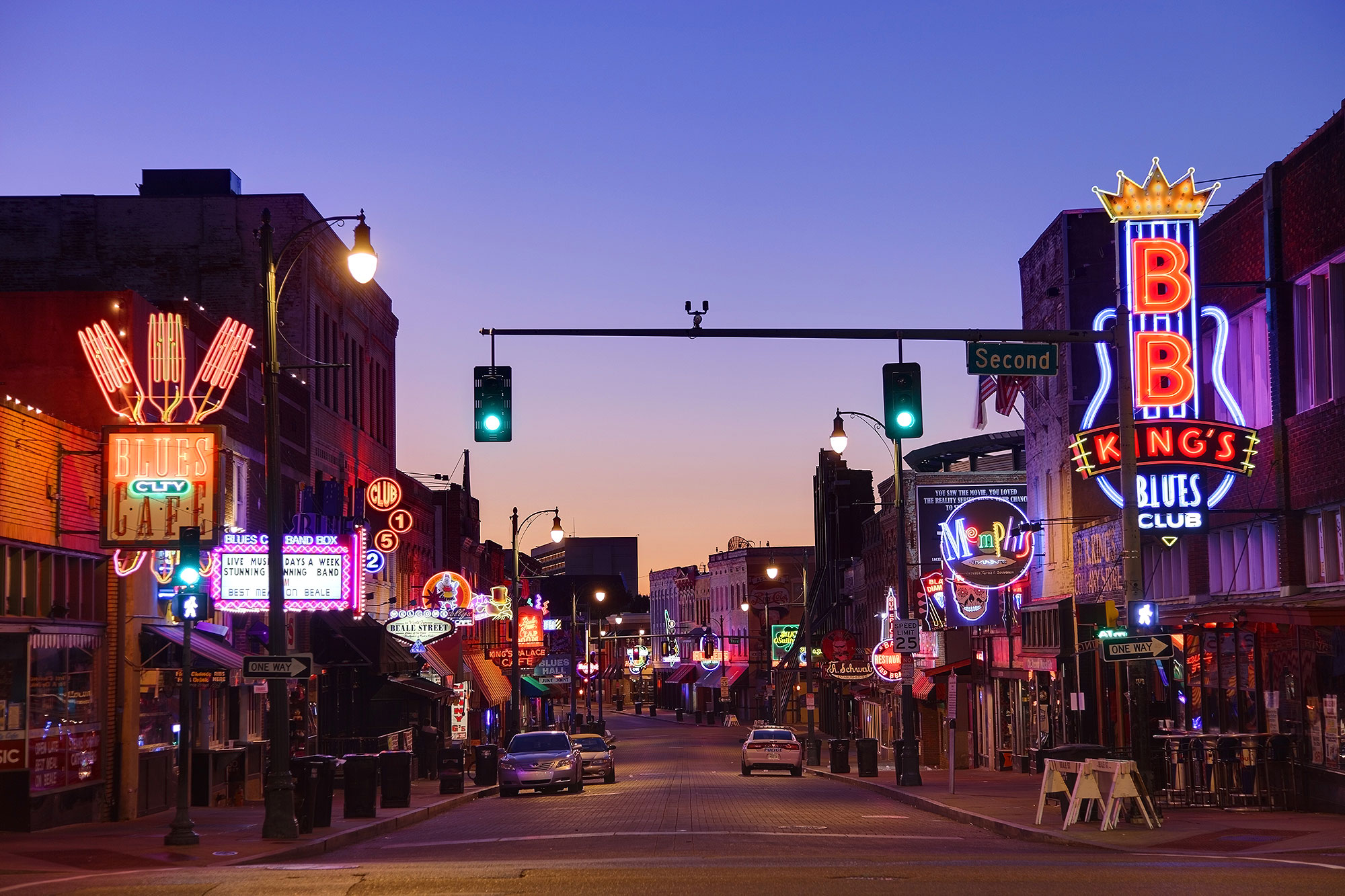 4. Memphis, Tennessee