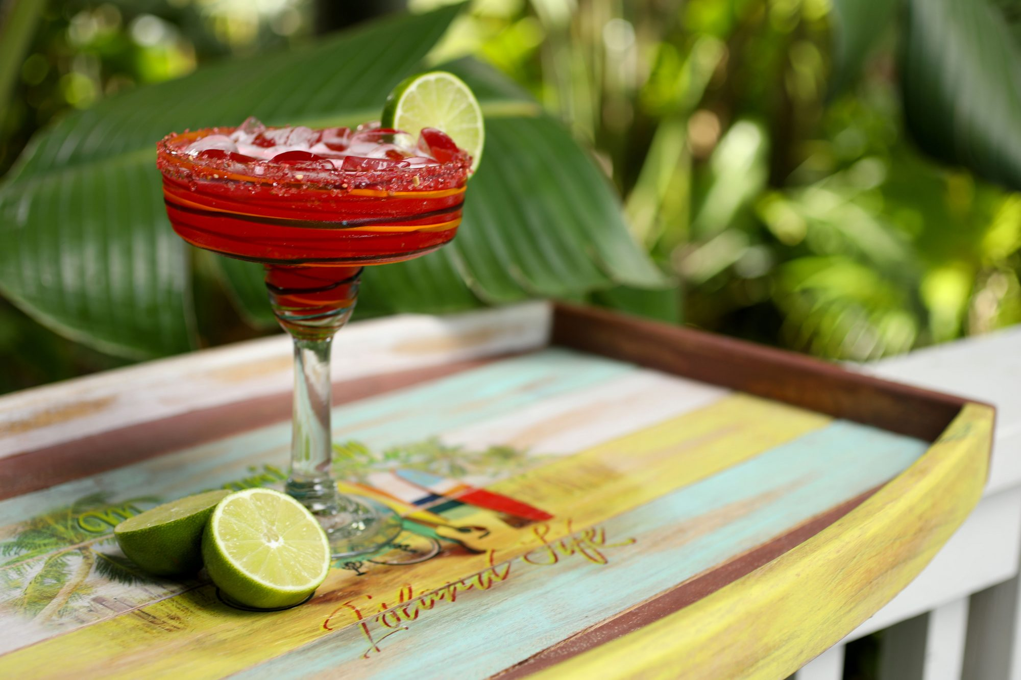 The deluxe Ruby Margarita is available exclusively at JWB Prime Steak and Seafood at Margaritaville Hollywood Beach Resort in South Florida for a whopping $1,977—and no, it doesn't come with actual rubies.
