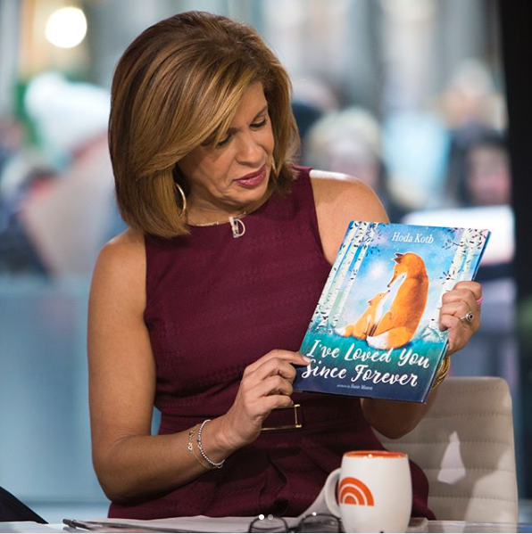 I've Loved You Since Forever Hoda Kotb Book Cover