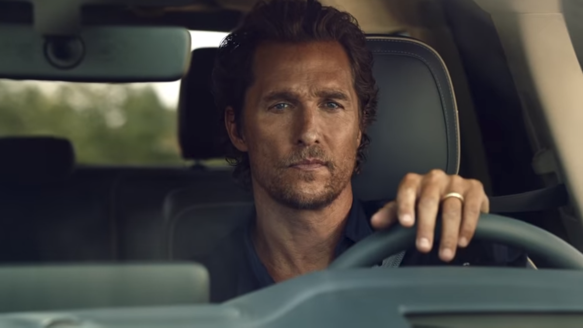 Here's the McConaughey Lincoln Navigator Ad We've All Been Dying to See