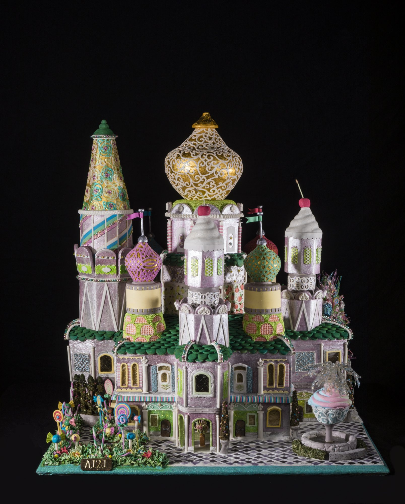 Kingdom of Konfection Gingerbread House Competition