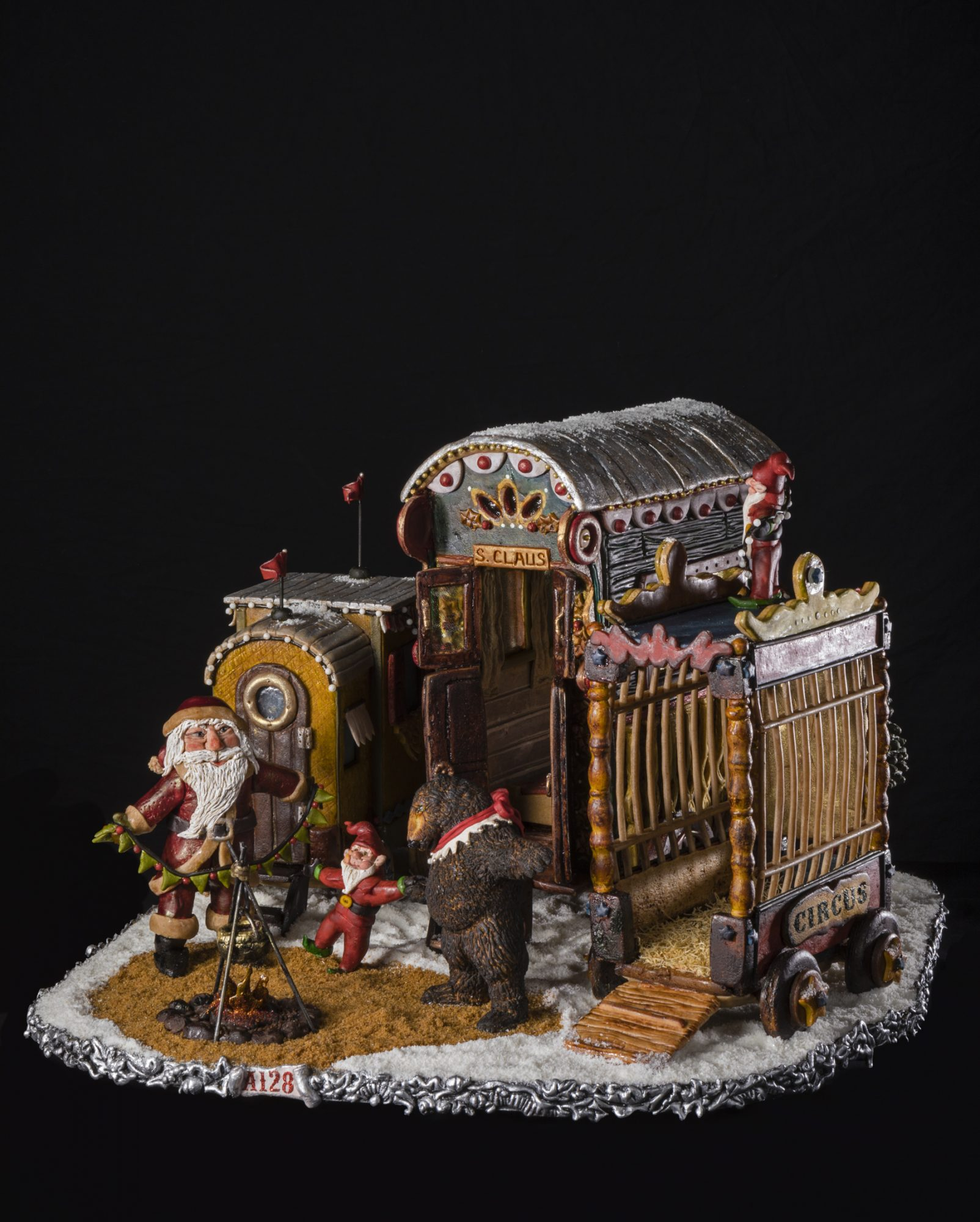 Christmas in the Clearing Gingerbread House Competition