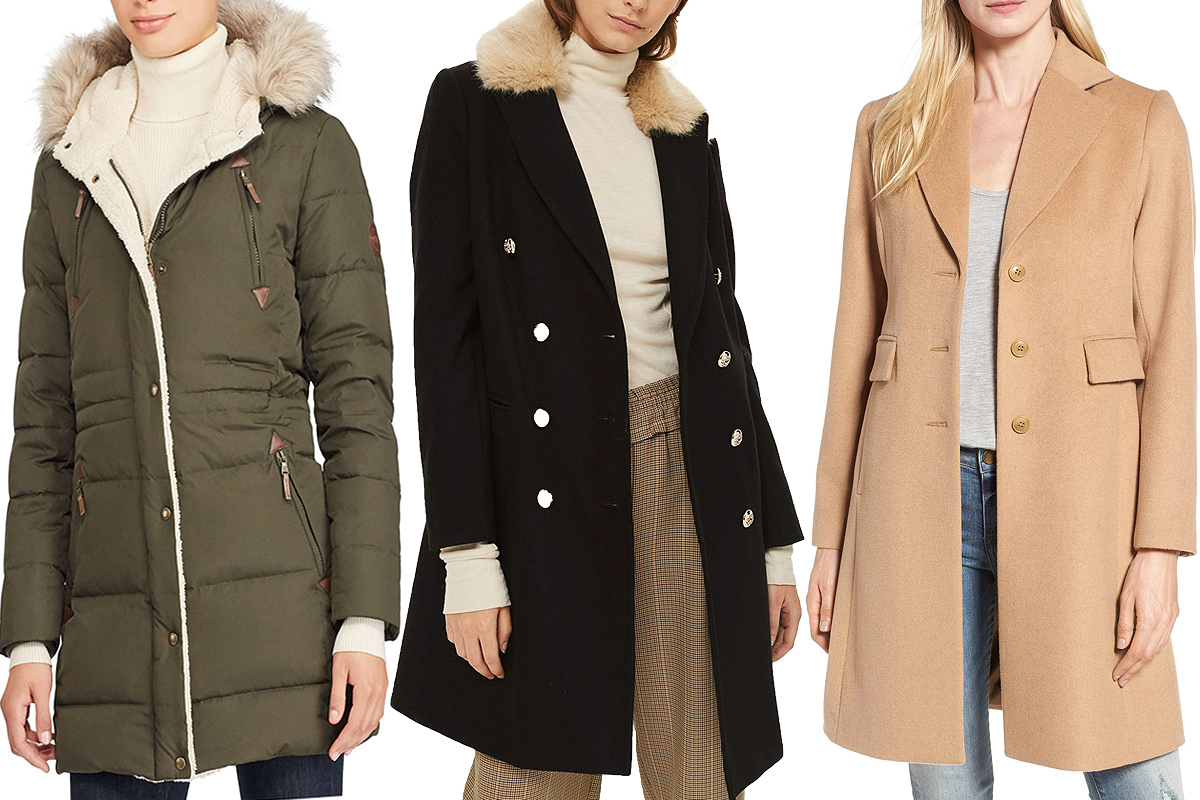 Shopping: 9 of This Season's Most Covetable Coats and Jackets to Score on Sale at Nordstrom