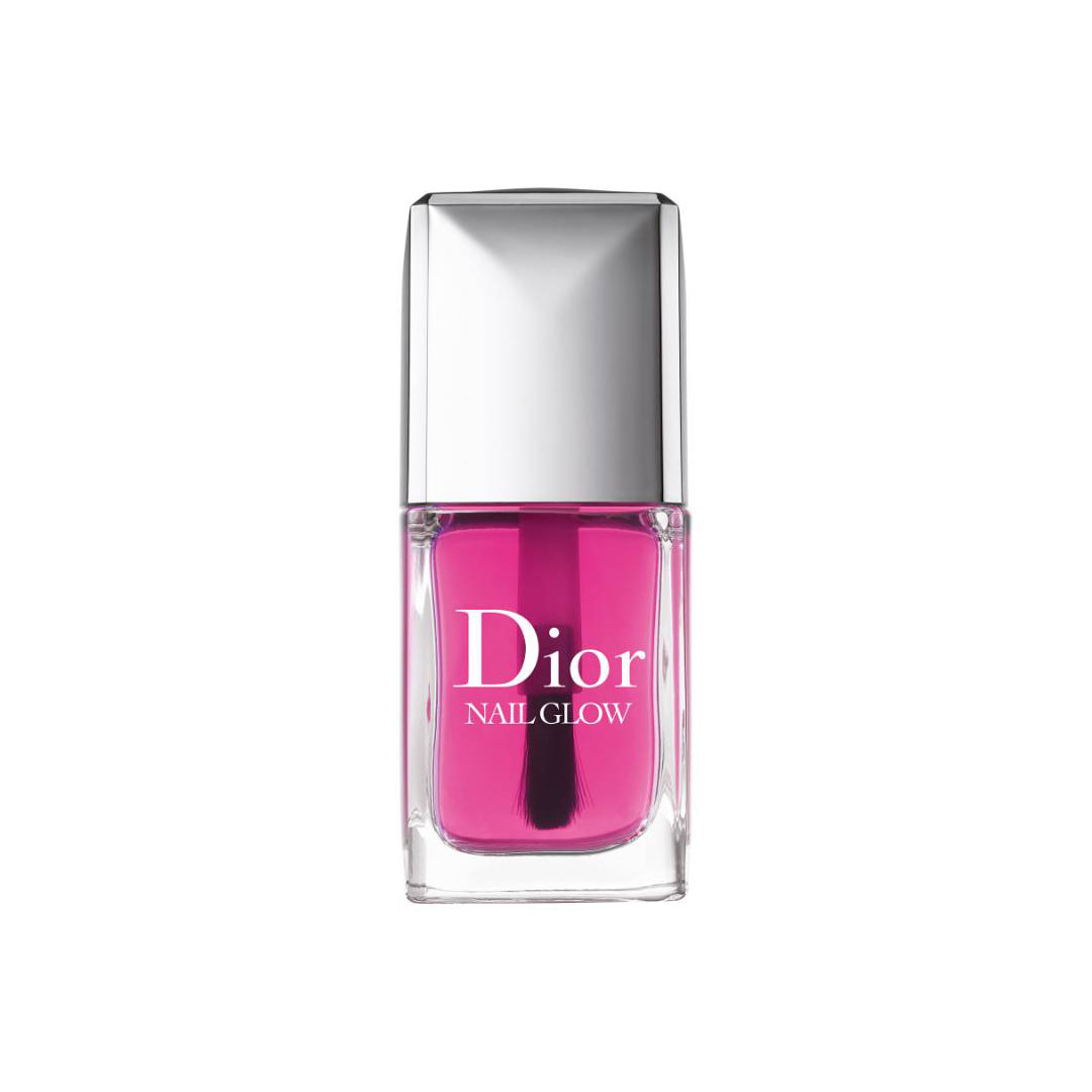 Barely There Nail Polish Dior Nail Glow