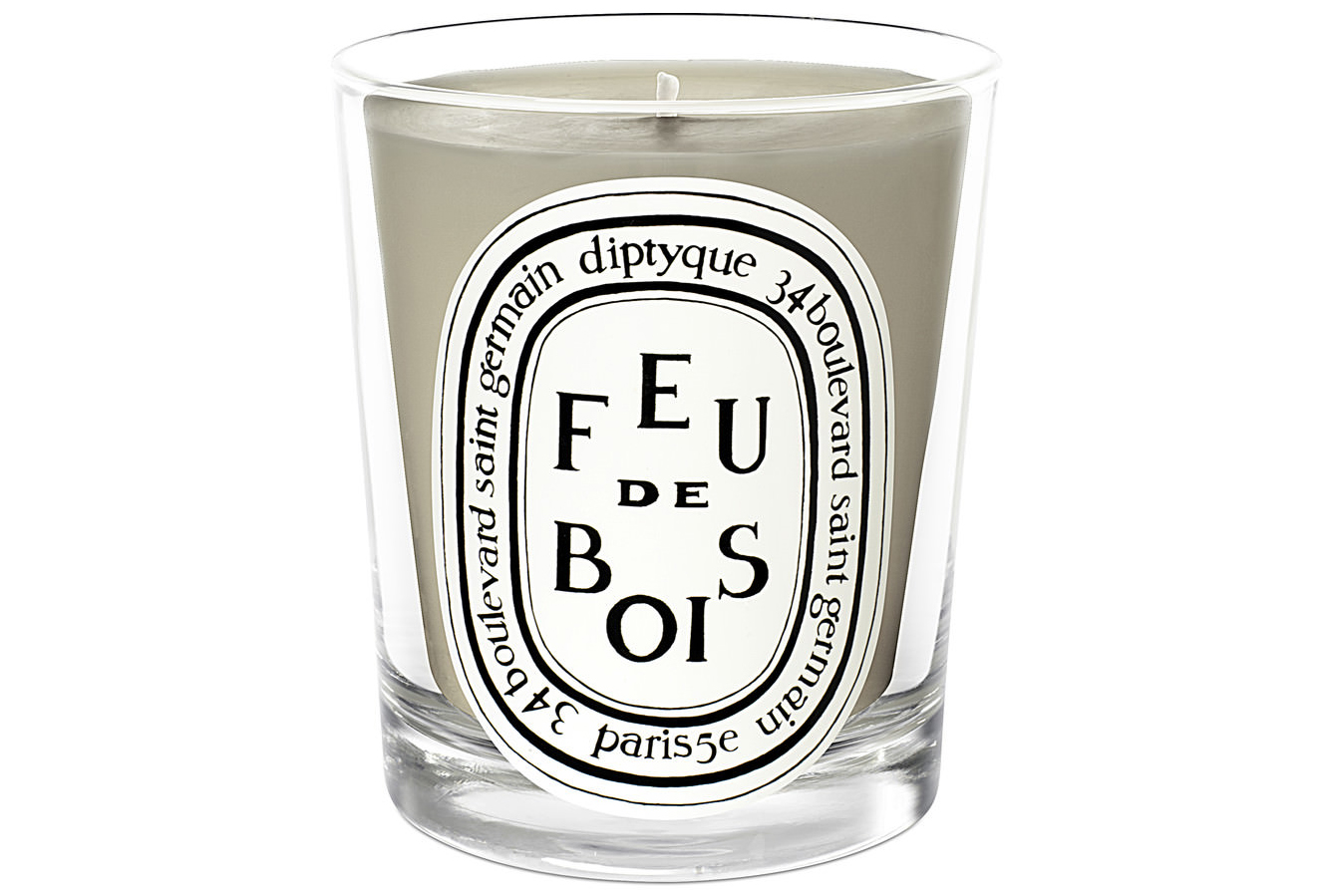 Splurge on a High-Quality Candle