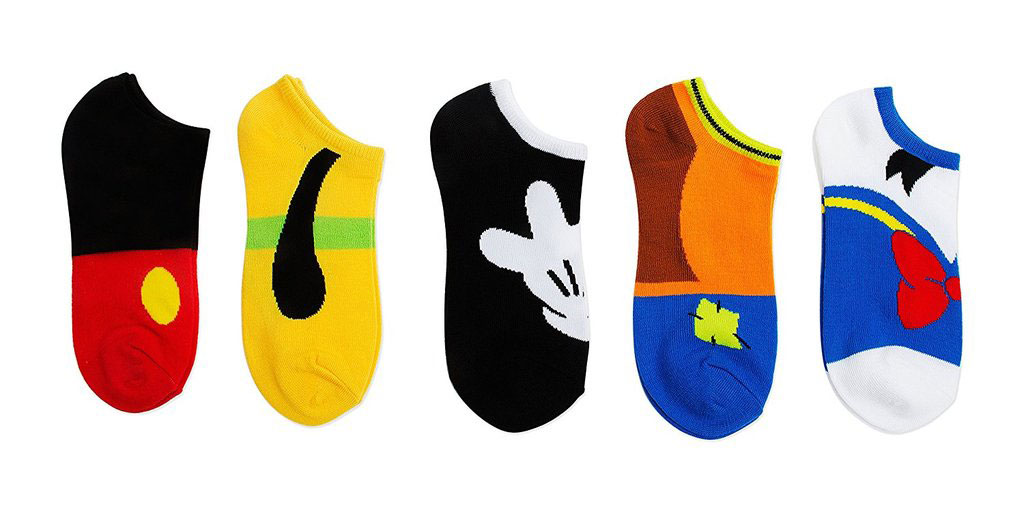 Classic Character Socks Disney Stocking Stuffers