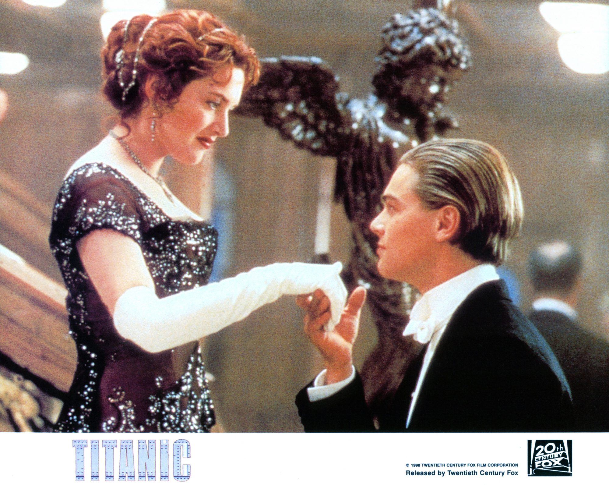 Kate Winslet in 'Titanic'