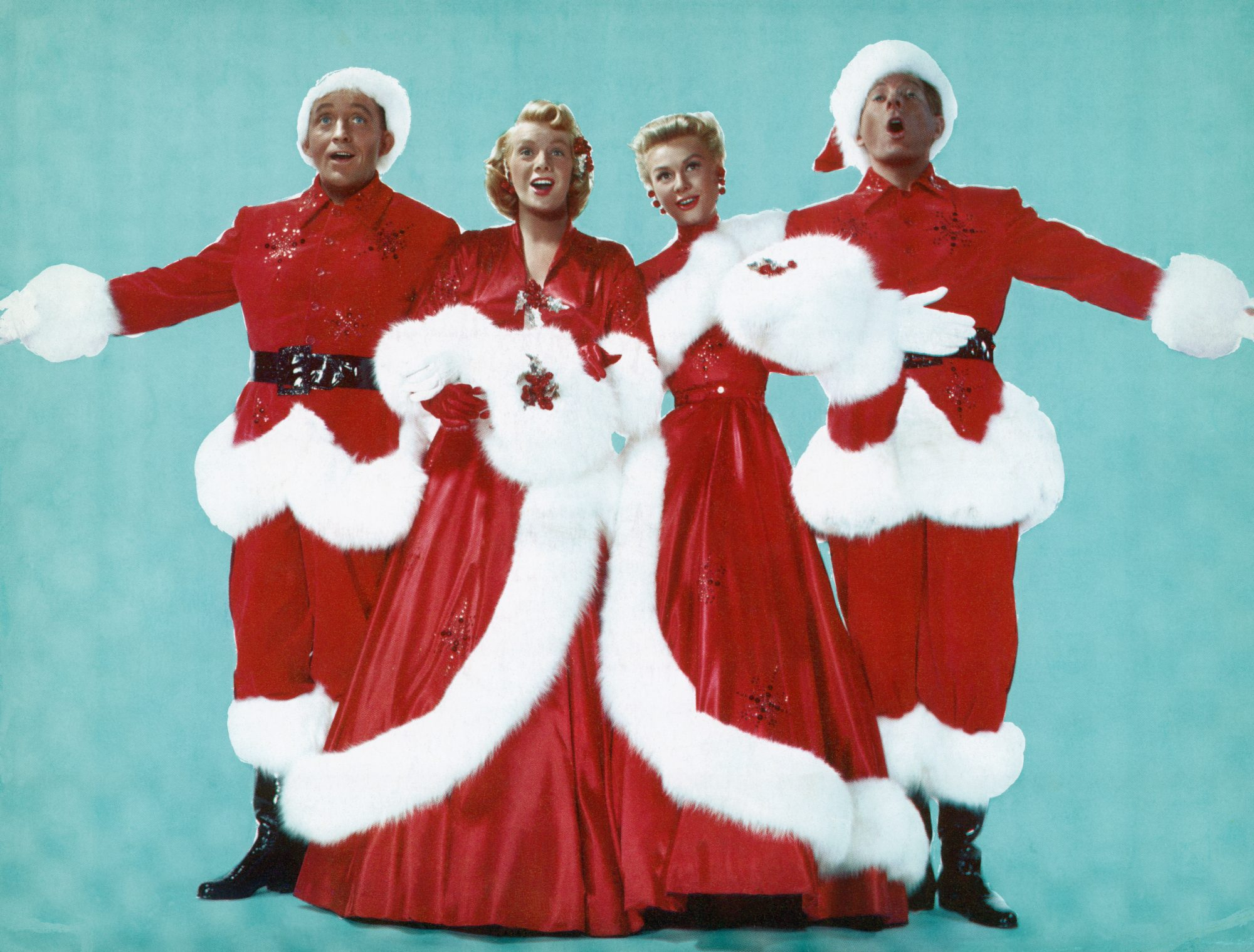 WATCH: Things You Probably Didn't Know About 'White Christmas' - Southern Living