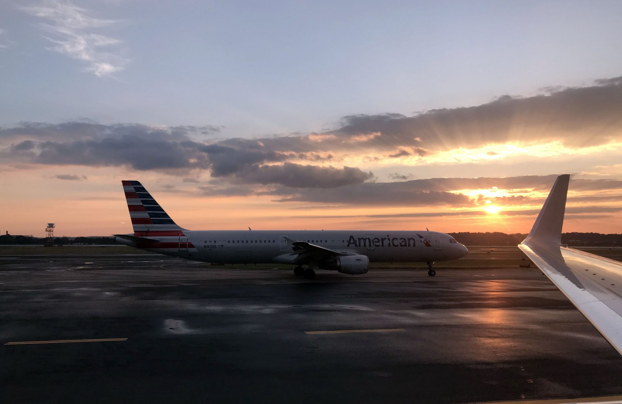 Smart Luggage American Airlines