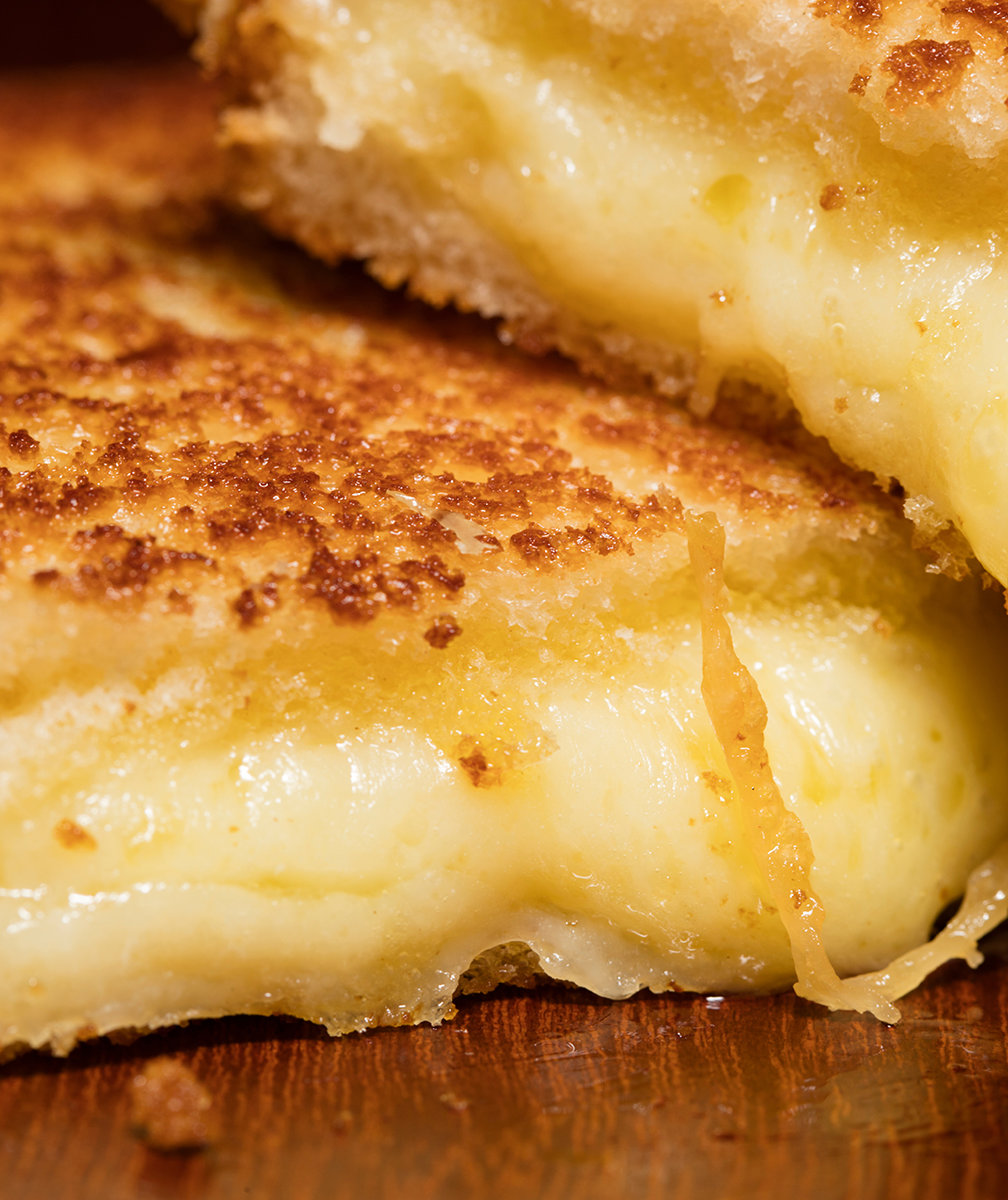 Here's the Grilled Cheese Sandwich You've Never Made Before (and It's Epic)