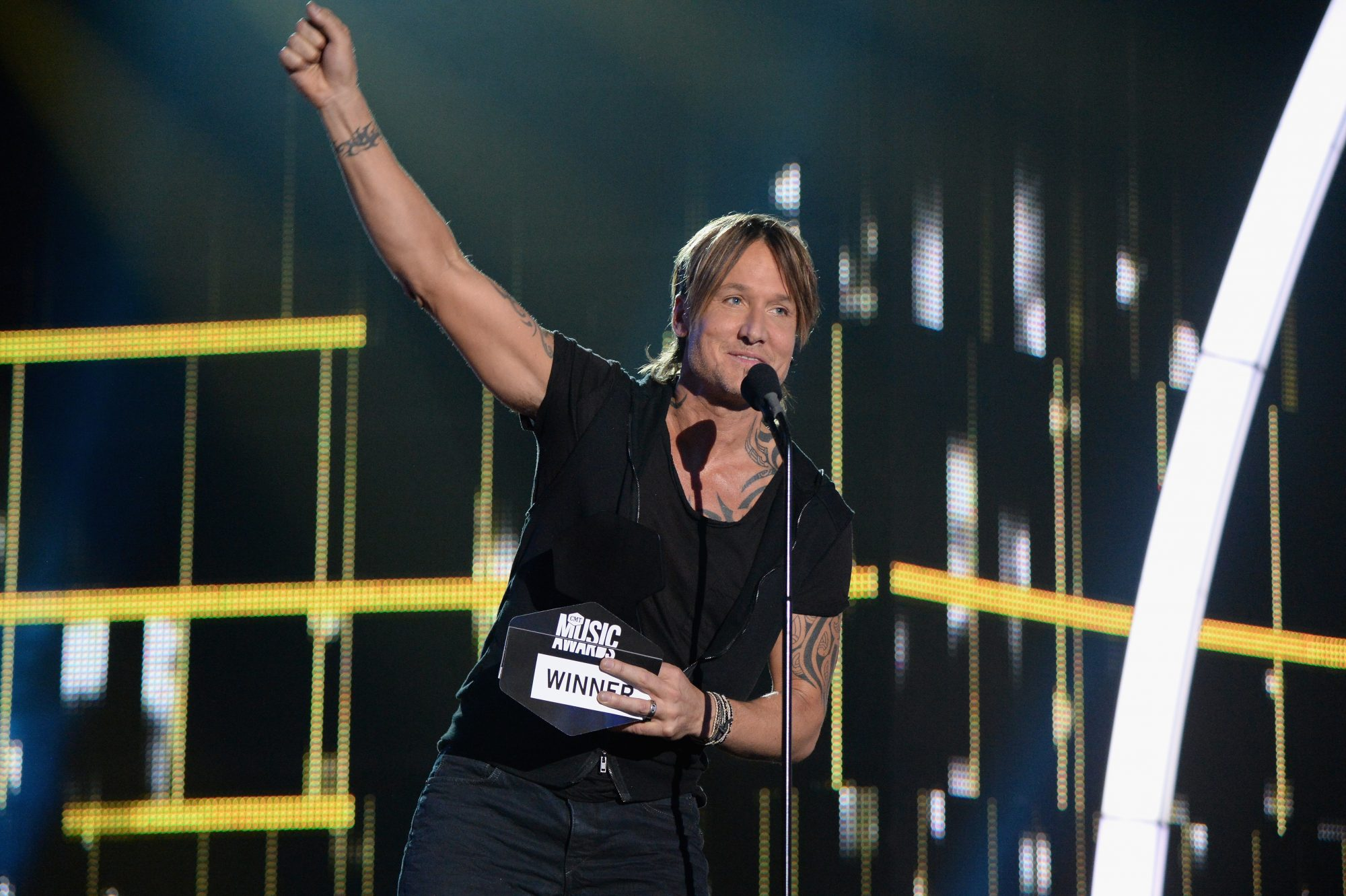 Keith Urban CMT Awards
