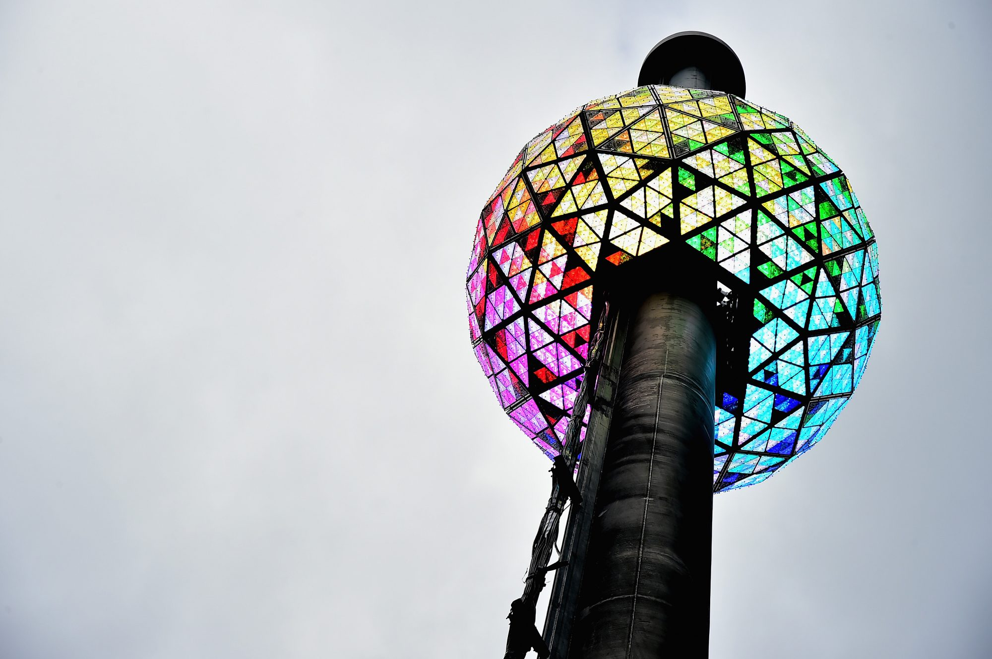nye Times Square ball drop