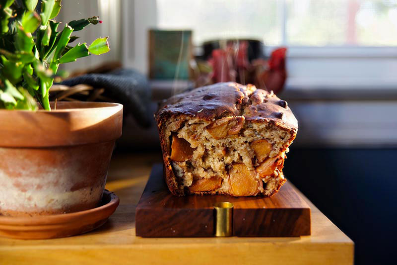 A Fantastic Quick Bread With A Favorite Southern Ingredient