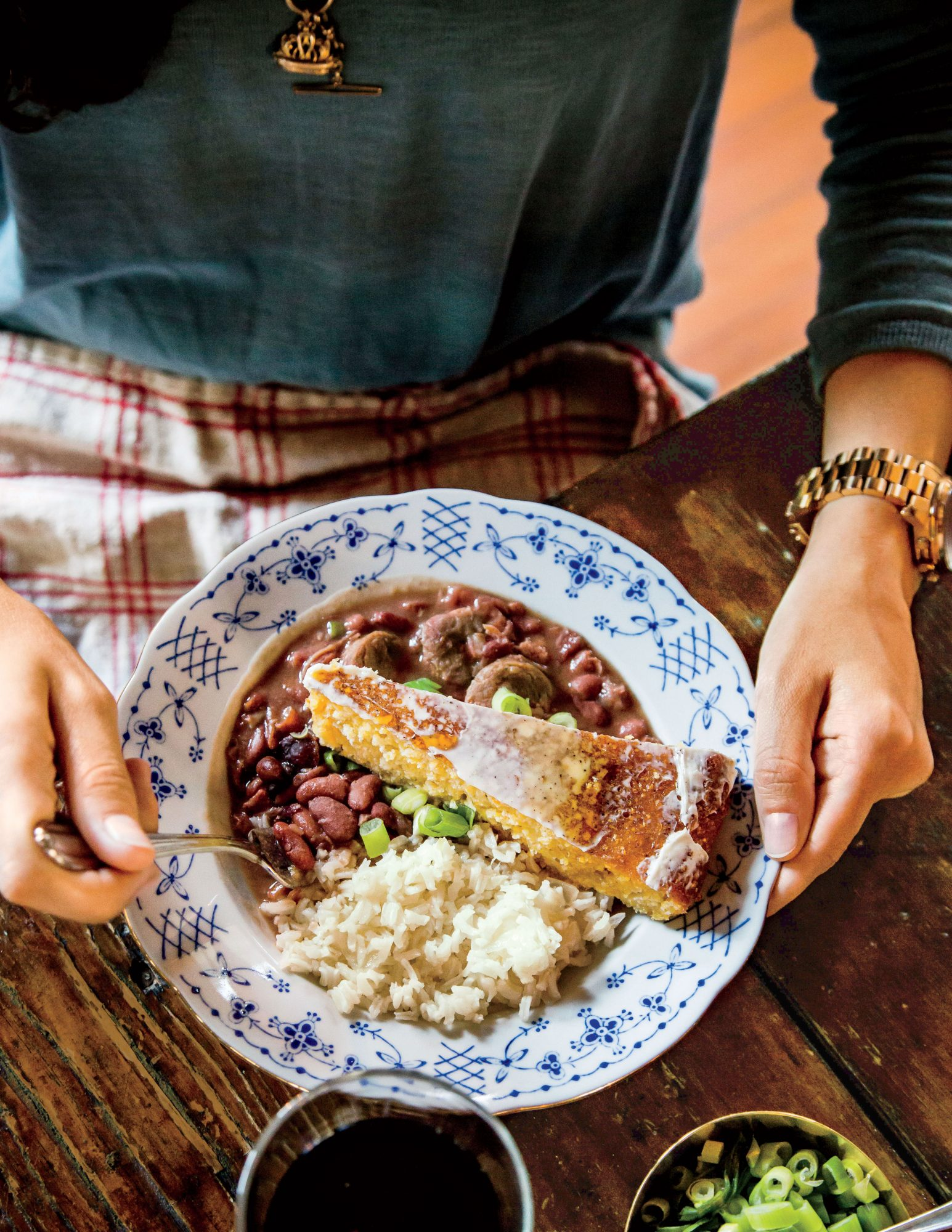 Emily's Red Beans and Rice Recipe
