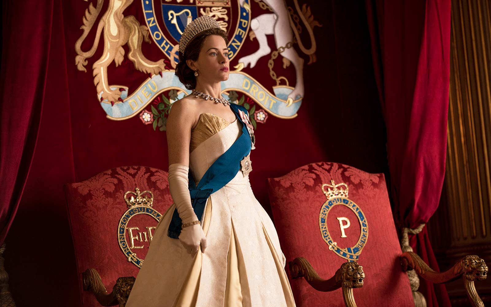 The Crown Netflix TV show